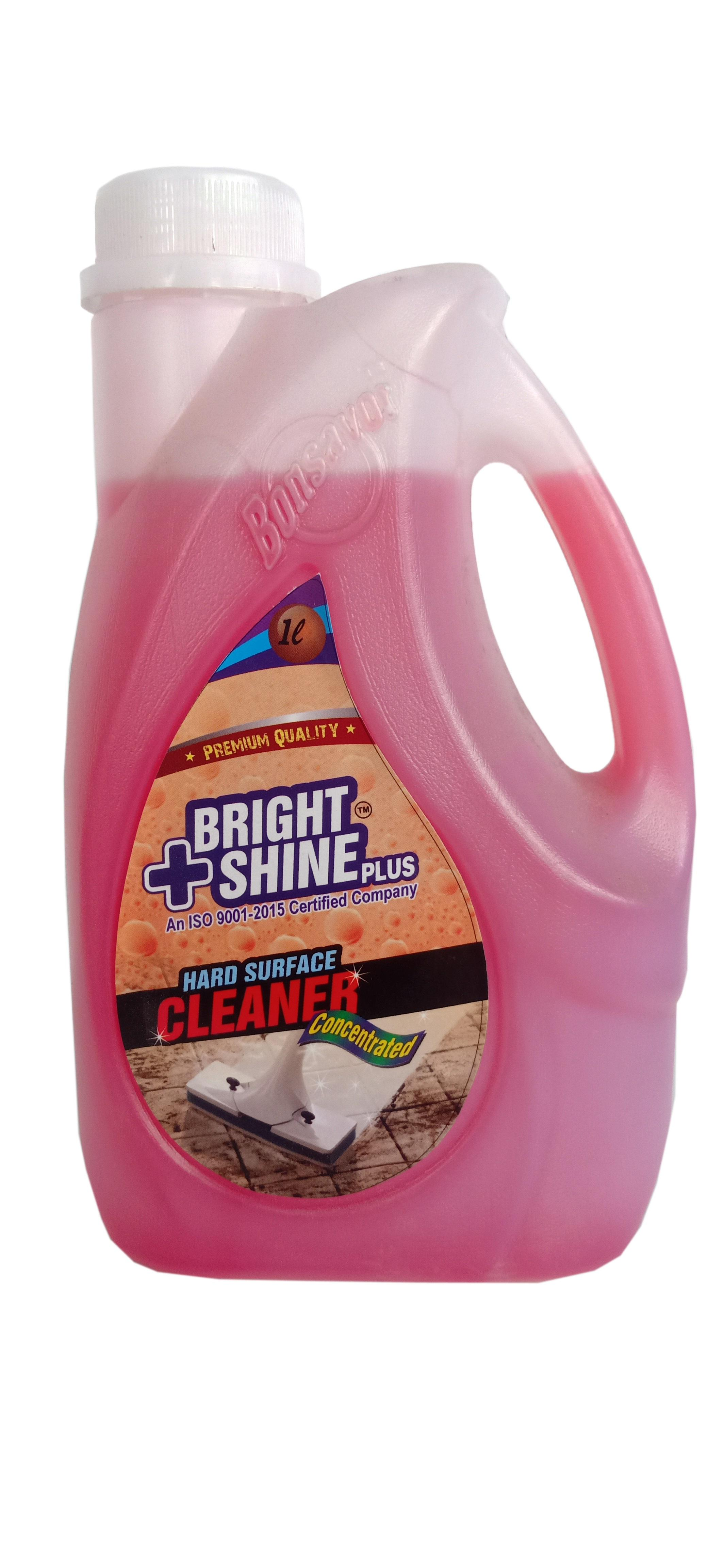 HARD SURFACE CLEANER 1 L - Shine India