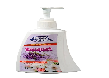PERFUMED GENTLE SOAP BOUQUET 250ml&500 ML - Shine India